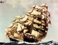 Imufy WWSA AS RotS 12 Ariel & Taeping Clipper Ships. Bateman, Роберт