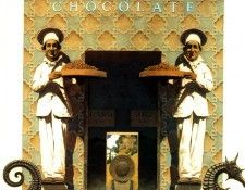 Maxfield Parrish Mutabile Semper, Chocolate, 1900 sqs. Пэрриш, Maxfield