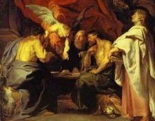 Peter Paul Rubens - The Four Evangelists. Рубенс, Питер Пауль