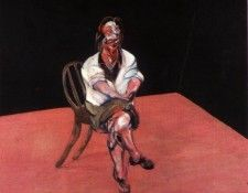 Bacon Study for Portrait of Isabel Rawsthorne 1964. Бэкон, Фрэнсис