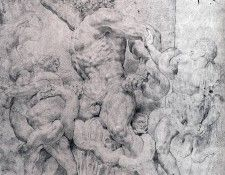 Rubens Laocoon And His Sons. Рубенс, Питер Пауль