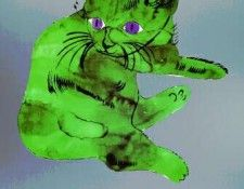 warhol-andy-a-cat-named-sam-1956-2602637. Уорхол, Энди