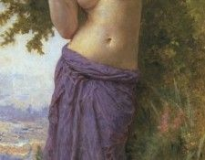 Bouguereau William Beaute Romane 1904. Бугро, Адольф Вильям