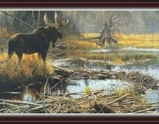 We SnF 021 BatemanR AutumnOverture--Moose. Bateman, Роберт
