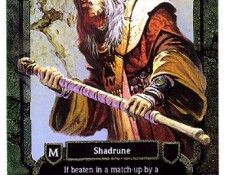 kp51-Shadrune - Guardian Card. Паркинсон, Кит