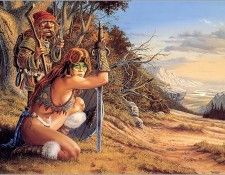 Larry Elmore Waiting For Shadamehr - Xxx 1705 . Elmore, Ларри
