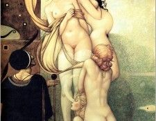 Michael Parkes Hope - Xxx 1629 . Паркс, Майкл