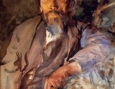 Sargent John Singer The Tramp. Сарджент, Джон Сингер