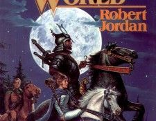 Sweet Darrell K-WOT-Book 1 Cover-The Eye of the World-D50. Сладкий, Даррелл K