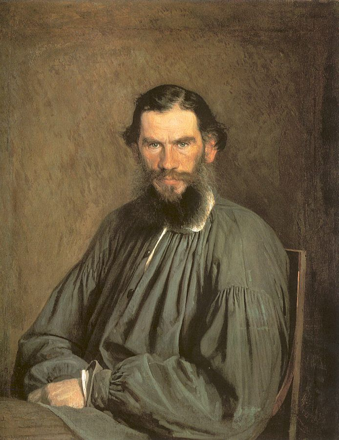 a biography of count leo nikolayevich tolstoy a russian novelist