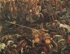 ALSLOOT Denis van The Battle Of Alexander Detail 1. Alsloot, Денис Ван