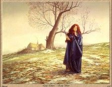 Larry Elmore - Early Snow (Abraxsis). Elmore, Ларри