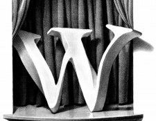 Z 023 The W was Oddly Warped ChrisVanAllsburg sqs. Allsburg, Крис Ван