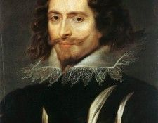 Rubens The Duke of Buckingham. Рубенс, Питер Пауль