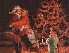 bs-Mara McAfee-I Saw Mommy Kissing Santa Claus. Afee, Мара Mc