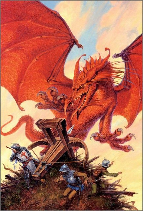 Darrell K Sweet A Dragons Dilemma - Xxx 1627 . Сладкий, Даррелл K