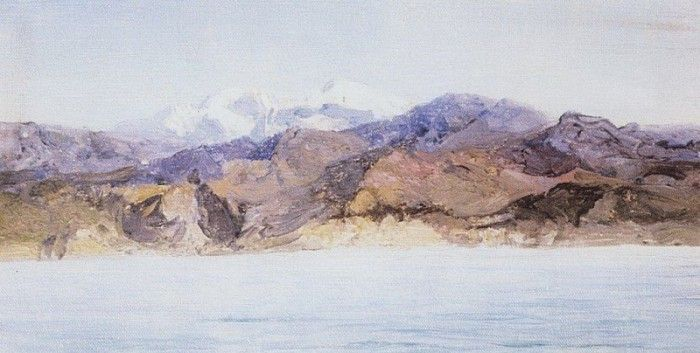 Троада. Поленов, Василий Дмитриевич (1844-1927)