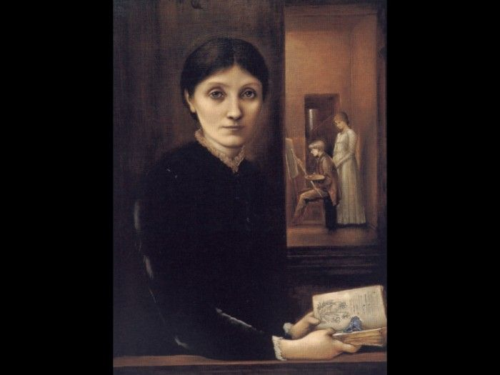 Georgiana Burne Jones. Берн-Джонса сэра Эдварда Коли