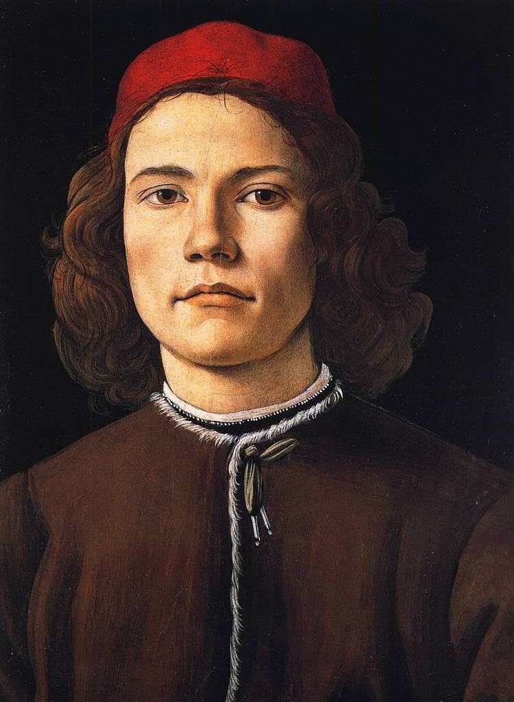 a literary analysis of a portrait of a young man in a red cap The portrait of a well-dressed young man with red hair was presented on using x-ray techniques and analysis of paint samples to literary reference to it.