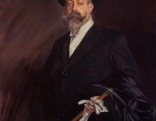 Portrait of Willy The Writer Henri Gauthier Villars 1905. Boldini, Джованни
