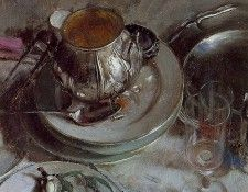 Corner of Painter's Table 1890. Boldini, Джованни