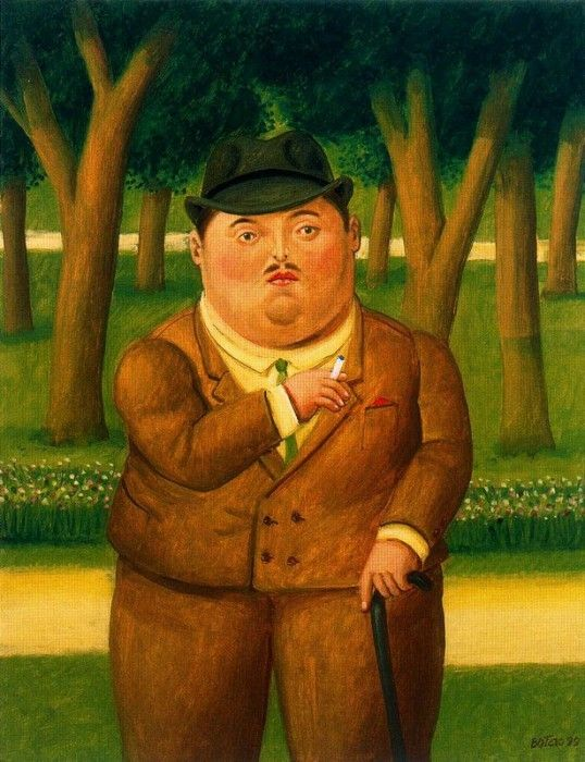 fernando botero essay Published by galerie gmurzynska on the occasion of an exhibition at the gallery space in zurich edited and introduced by krystyna gmurzynska and mathias rastorfer.