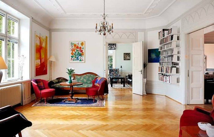 Как грамотно расположить картины в интерьере квартиры