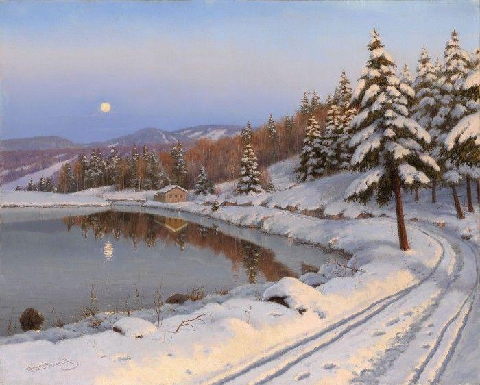 Бессонов Борис. Русский пейзаж, p.5