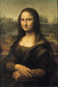 Бесценное сокровище человечества – «Мона Лиза»