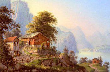 Шверцайская живопись