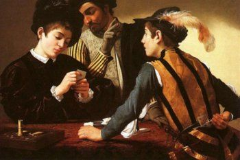 Азартные игры в живописи