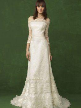 Искусство пошива свадебных платьев