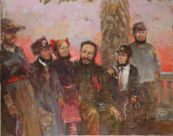 Шерешевский  - живописец от бога