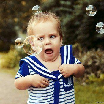 Как лучше фотографировать детей