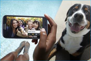 Делаем фотографии с помощью Samsung Galaxy S4