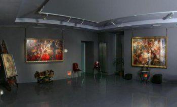 Принципы оформления художественных галерей