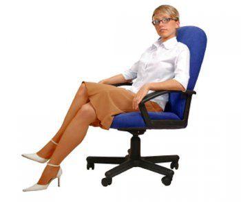 Дизайн офисного кресла