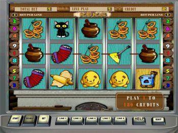 Игровые автоматы онлайн - мир азарта и удовольствия