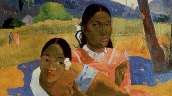 Картина Поля Гогена стала самой дорогой в мире