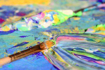 Произведения искусства современных художников