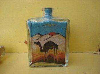 Картина из песка — оригинальный подарок