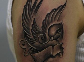 Татуировка - вид современного искусства