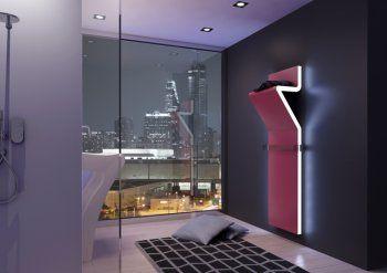 Дизайн-радиатор в интерьере