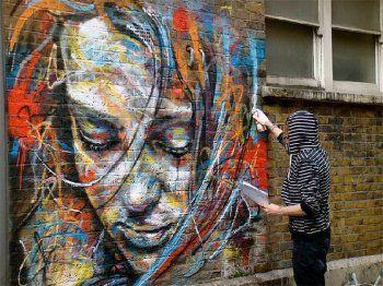 Особенное искусство – граффити