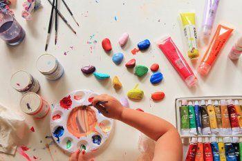 Пособие для родителей по детскому творчеству