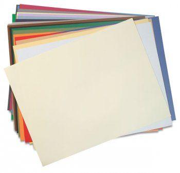 Бумага для художников: советы по выбору