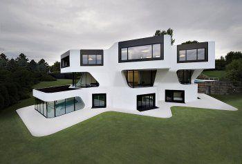 Архитектура и строительство домов в Германии