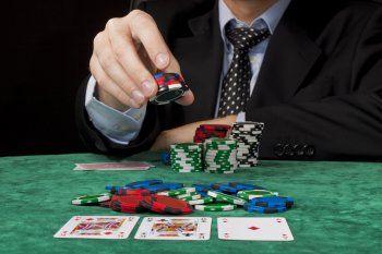 Покер вдохновлял великих художников
