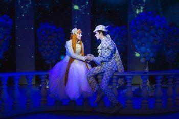 Мюзикл – один из любимых театральных жанров