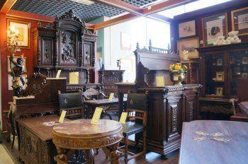 Магазин антиквариата – современный подход к старинным вещам